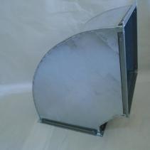 cot rectangular ventilatie